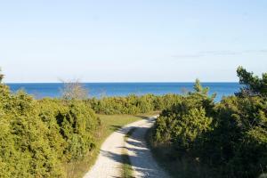 Üldine merevaade või majutusasutusest Wild Beach Spa pildistatud vaade