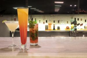 Drinks at Luxury Inkari Hotel