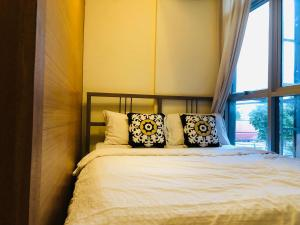 Cama o camas de una habitación en Suneta Hostel Khaosan