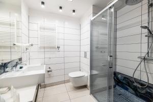 A bathroom at Hotel Perfect