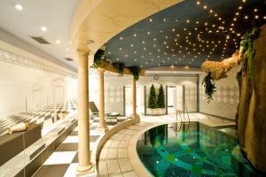 The swimming pool at or near SETA Hotel