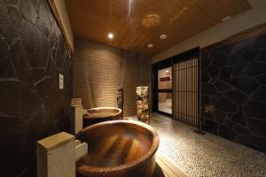 A bathroom at Onyado Nono Asakusa Natural Hot Spring