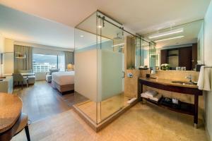 Ein Badezimmer in der Unterkunft Hyatt Regency Trinidad