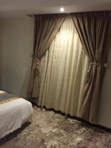 Cama ou camas em um quarto em Hotel Zayara