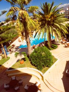 A view of the pool at Kissamos Hotel or nearby