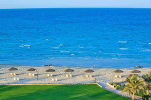 Danat Jebel Dhanna Resort с высоты птичьего полета