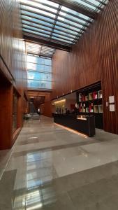 El vestíbulo o zona de recepción de Inspira Liberdade Boutique Hotel