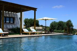 The swimming pool at or close to The Lodge - Herdade do Zambujal