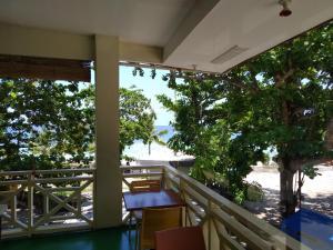 En balkon eller terrasse på ARAMARA Resort