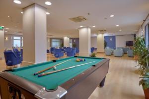 A pool table at Hotel Maya Alicante