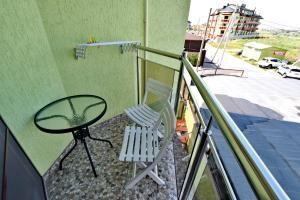 Балкон или терраса в Гостевой дом КАКТУС
