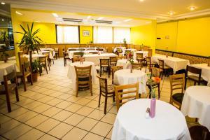 Restaurant ou autre lieu de restauration dans l'établissement Hotel Geblergasse