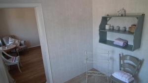 Ein Badezimmer in der Unterkunft Hotel Café del Maar