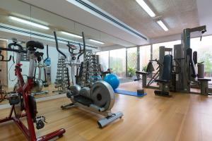 Palestra o centro fitness di Aimia Hotel