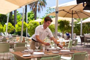 Ristorante o altro punto ristoro di Aimia Hotel