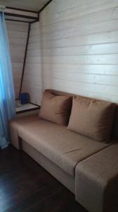 Гостиная зона в Guest House 7 Bereg on Seliger