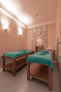 Кровать или кровати в номере MinaMark Beach Resort