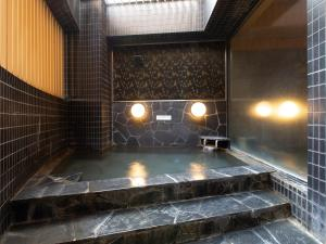 The swimming pool at or near APA Villa Hotel Sendai-eki Itsutsubashi