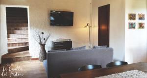 TV o dispositivi per l'intrattenimento presso La Casetta del Pastine, Il Borgo Diffuso di San Michele
