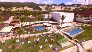 A bird's-eye view of Vila do Mar Natal - All Inclusive