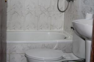 Un baño de Cabañas CAROLA