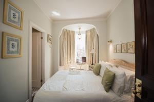 Un ou plusieurs lits dans un hébergement de l'établissement Manoir Sherbrooke