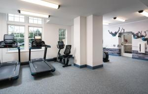 The fitness center and/or fitness facilities at Fenway Hotel, Autograph Collection