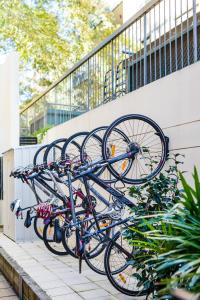 Biking at or in the surroundings of Vivo Suites Bondi
