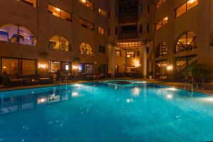The swimming pool at or near Hivernage Hotel & Spa