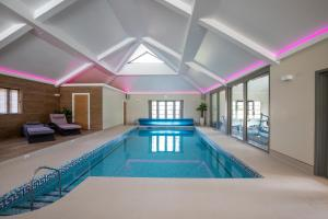 The swimming pool at or near Charlton court