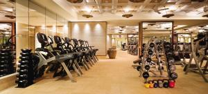 The fitness center and/or fitness facilities at Wynn Las Vegas