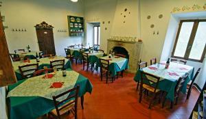Ristorante o altro punto ristoro di Antica Locanda La Canonica