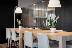 A restaurant or other place to eat at AC Hotel by Marriott Algeciras