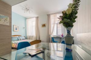 Гостиная зона в Ваш Дом в Сердце Петербурга