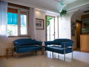 Area soggiorno di Hotel Casa Mia