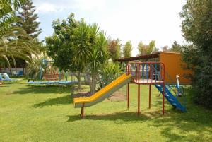 Lasten leikkialue majoituspaikassa Afandou Beach Resort Hotel