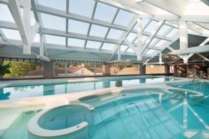 Piscina en o cerca de A Quinta Da Auga Hotel Spa Relais & Chateaux