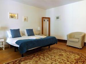 Een bed of bedden in een kamer bij Go2oporto River