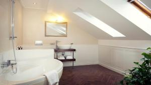 Kúpeľňa v ubytovaní Hotel Ambassador