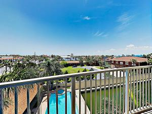 A view of the pool at New Listing! Modern Beach Condo With Infinity Pool Condo or nearby