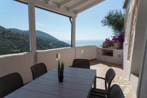 Balcone o terrazza di Residence Montelci