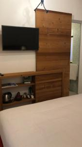A bed or beds in a room at For Rest