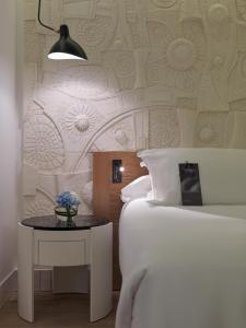 Un ou plusieurs lits dans un hébergement de l'établissement H10 Atlantic Sunset