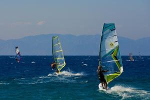 Windsurfen im Resort oder in der Nähe