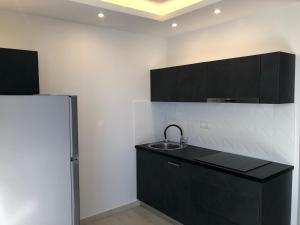 Kuchyň nebo kuchyňský kout v ubytování Adriatic House
