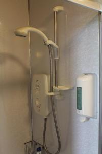A bathroom at Beeches Aberdeen