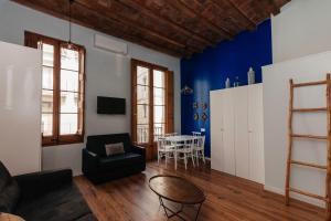 Zona de estar de En Ferran by The Streets