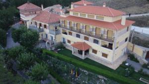 Hotel La Parra a vista de pájaro