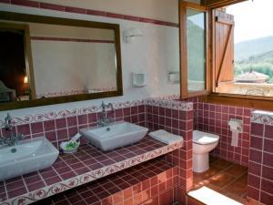 Un baño de Hotel La Parra