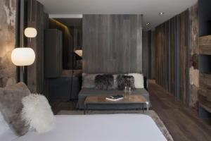 Zona de estar de Grau Roig Andorra Boutique Hotel & Spa